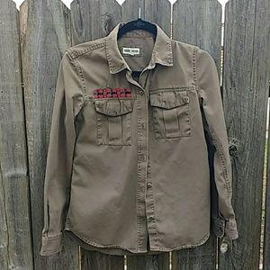 Vans Jacket Shirt
